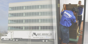 Marin office moving companies