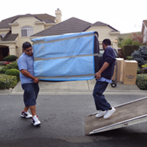 Northern California packing and moving companies