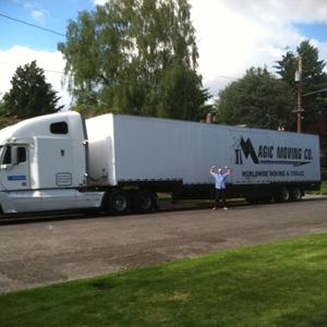 Movers Sunnyvale Lrg Truck