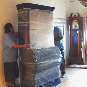 Movers Pleasanton CA Setup