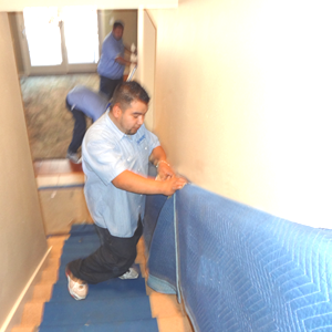 Moving and Storage Companies Protective Floor Runners