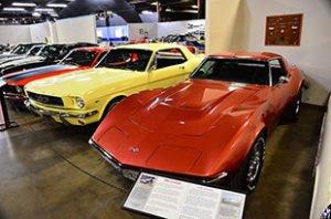 Sacramento's Automobile Musuem