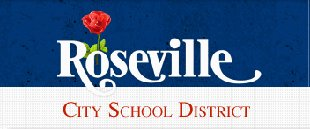 Roseville school district website