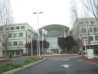 Moving to Cupertino? see Apple Inc. Headquarters