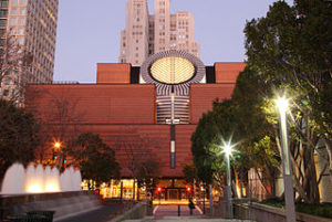 Moving to San Francisco, Museum of Modern Art