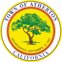 town of Atherton website
