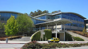 YouTube Headquarters in San Bruno