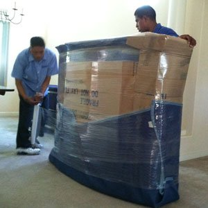 Local movers Bay Area