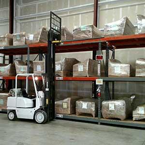 Safe and Organized Storage Facility