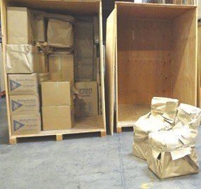Furniture Safe in Our Storage Facility