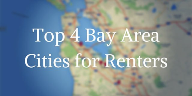 Bay Area Cities best for renting