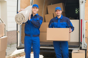 licensed movers Bay Area moving company
