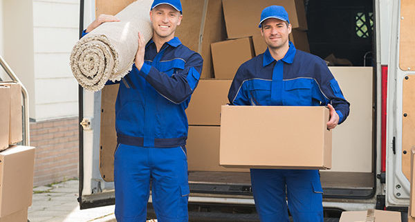 professional movers Bay Area moving company