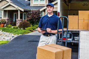 Bay Area moving and packing company