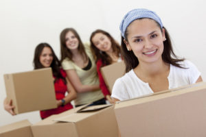 hiring friends or professional movers